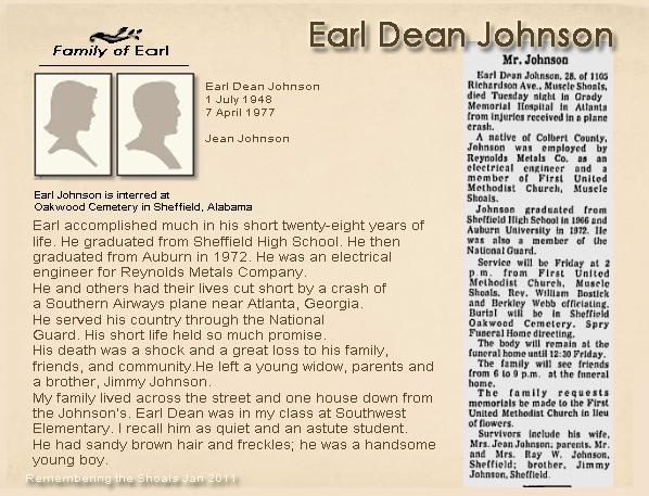 Earl Dean Johnson