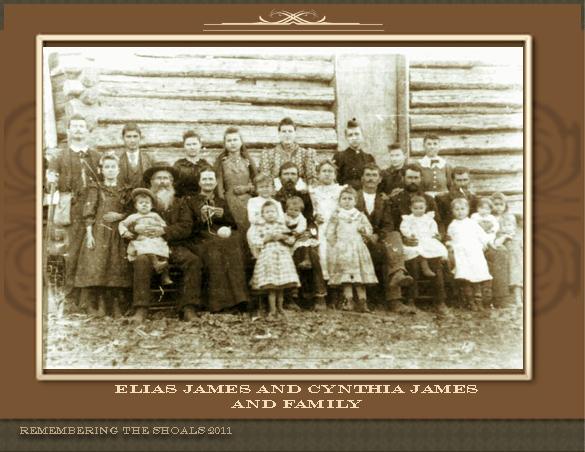 Elias James Family