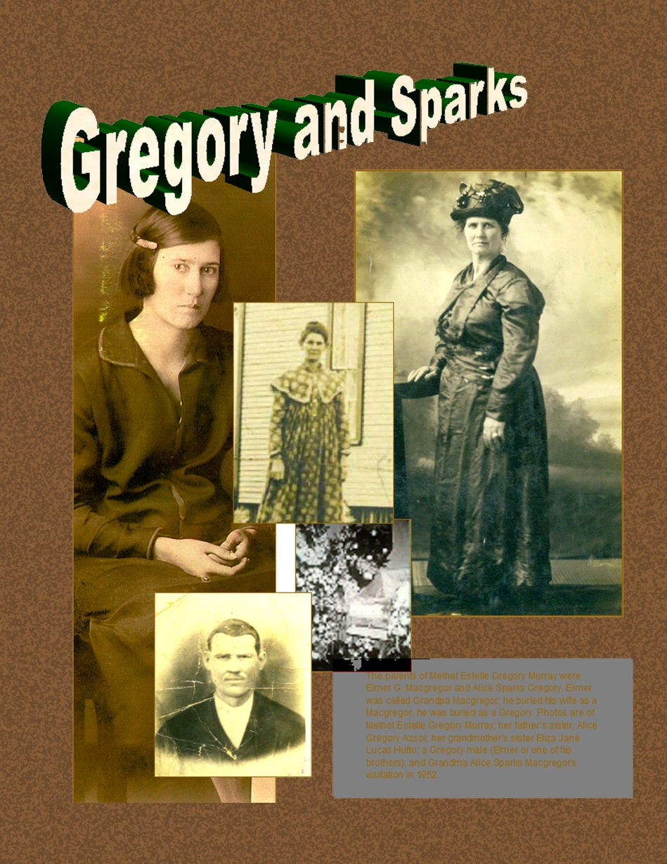Greogry and Sparks