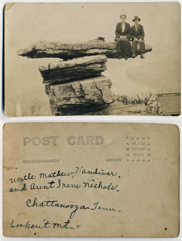 Matthew Vandiver and Irene Vandiver Nichols