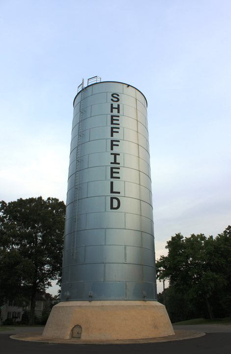 Sheffield Water Tower