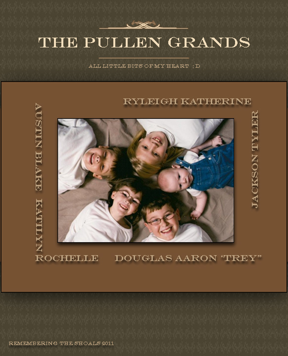 The Pullen Grandchildren