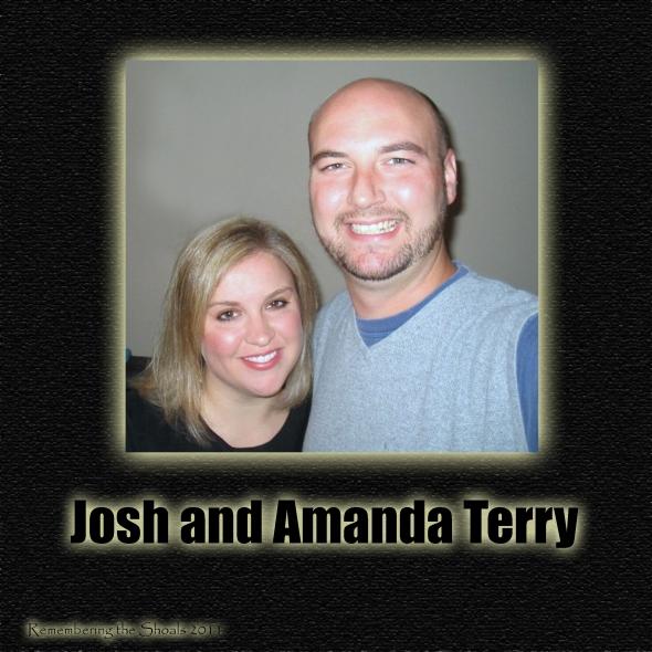 Amanda and Josh Terry