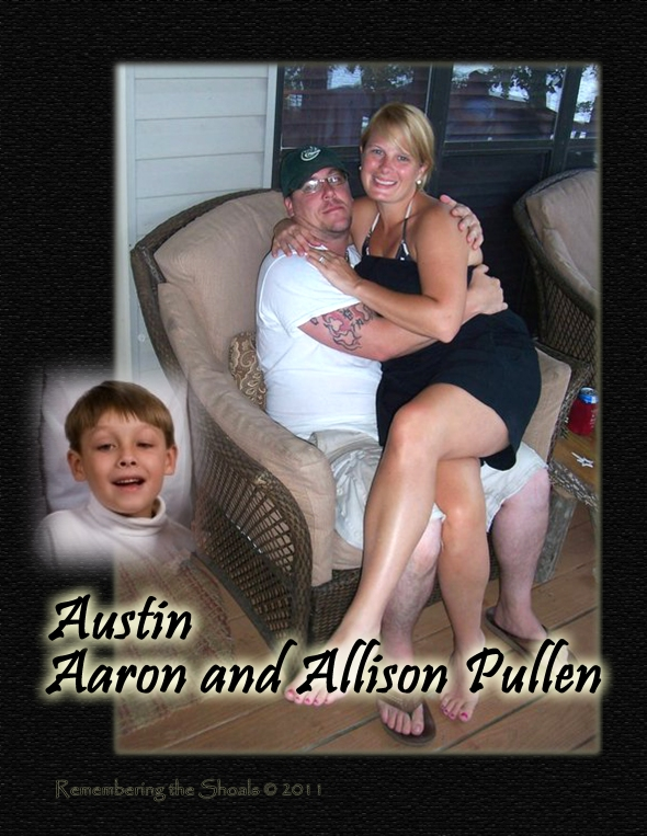 Austin, Aaron, and Allison Pullen
