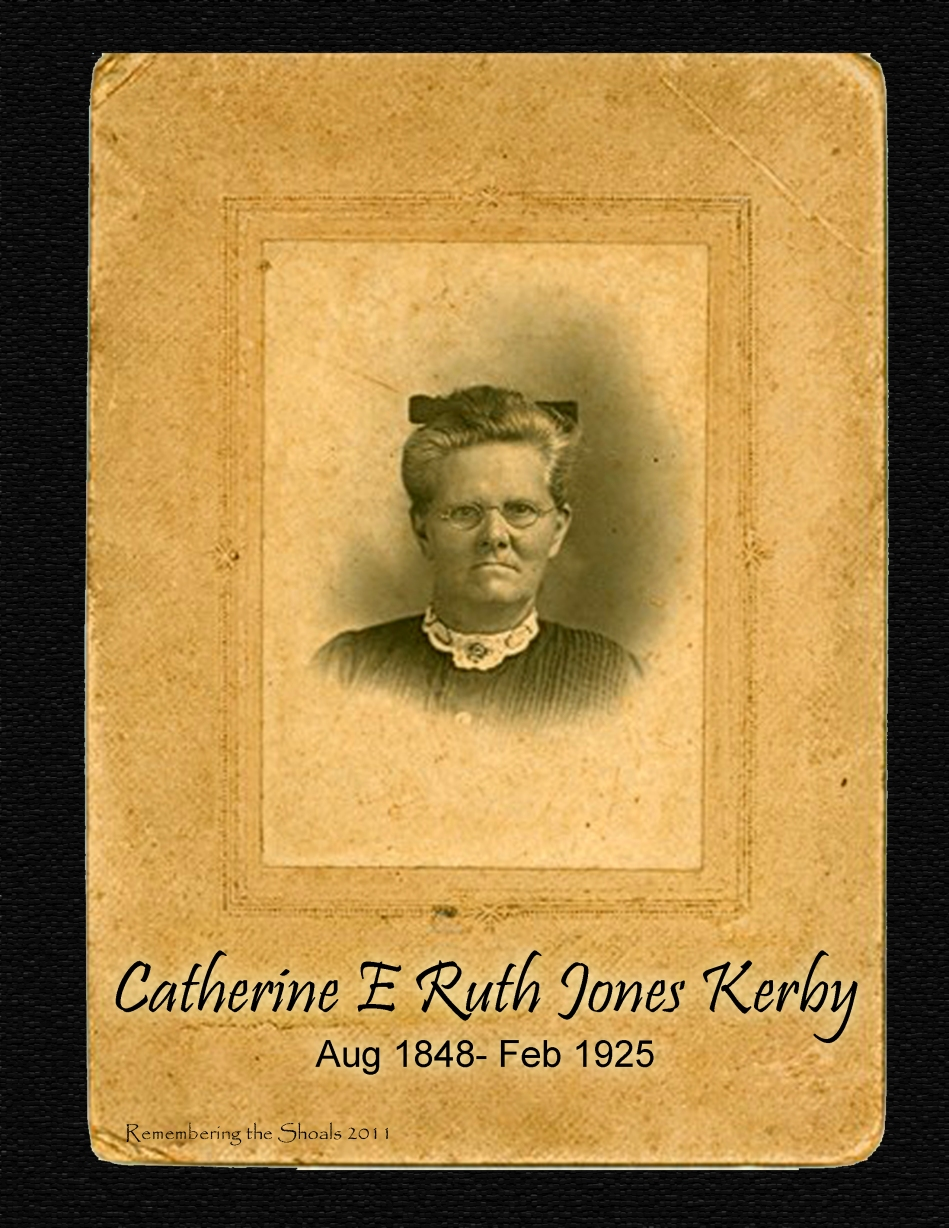 Grandmother Ruth Kerby