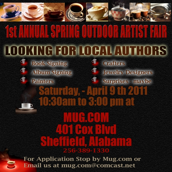 1st Annual Spring Outdoor Artist Fair