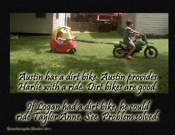 Harlie Grace Keeton and Austin Keeton