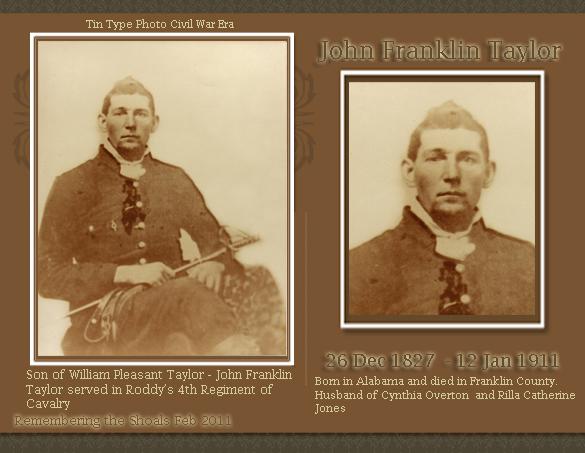 John Franklin Taylor