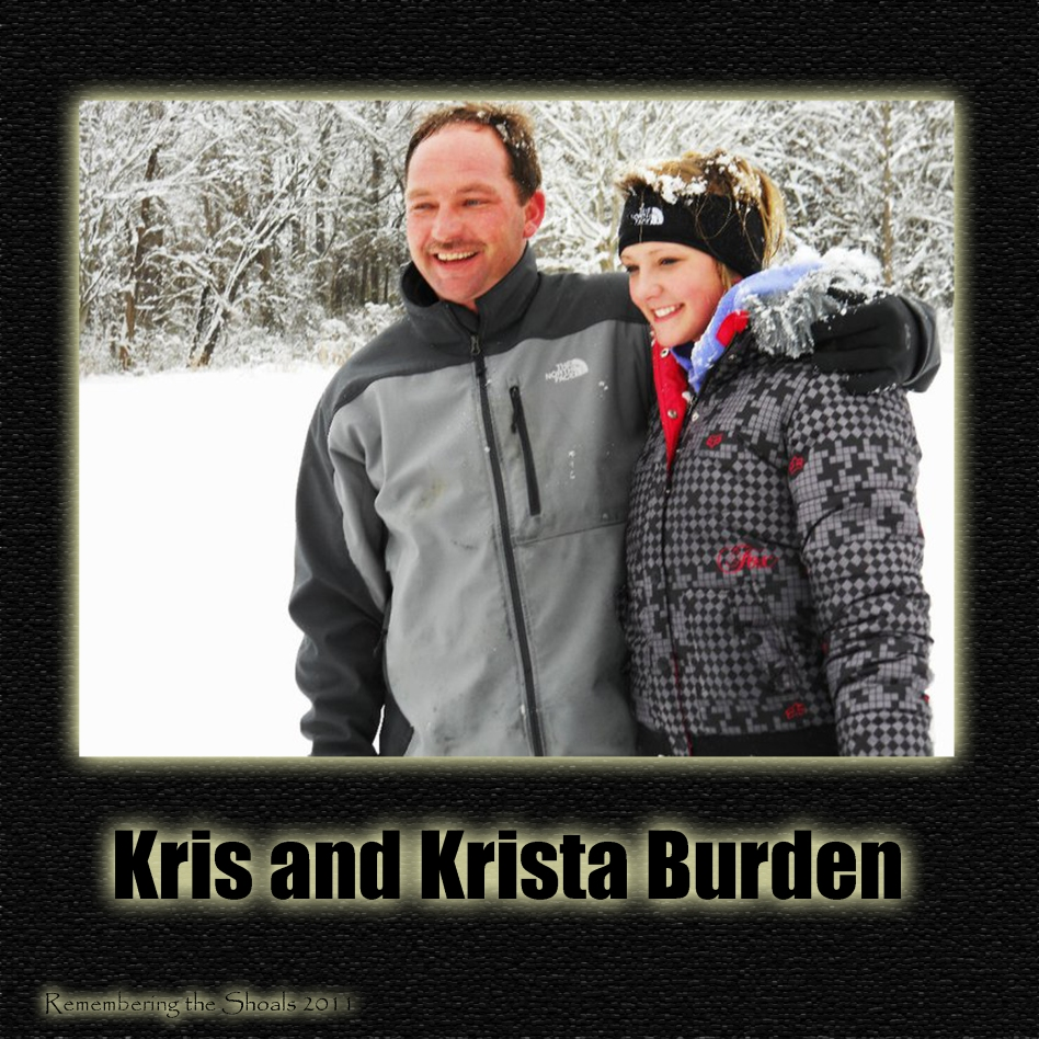 Kris and Krista Burden