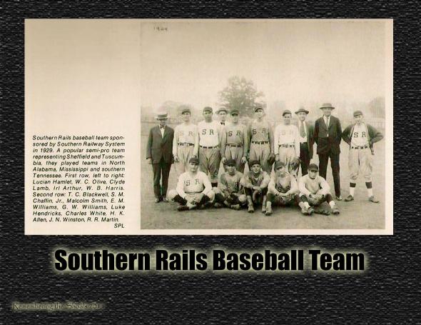 Southern Rails 1929