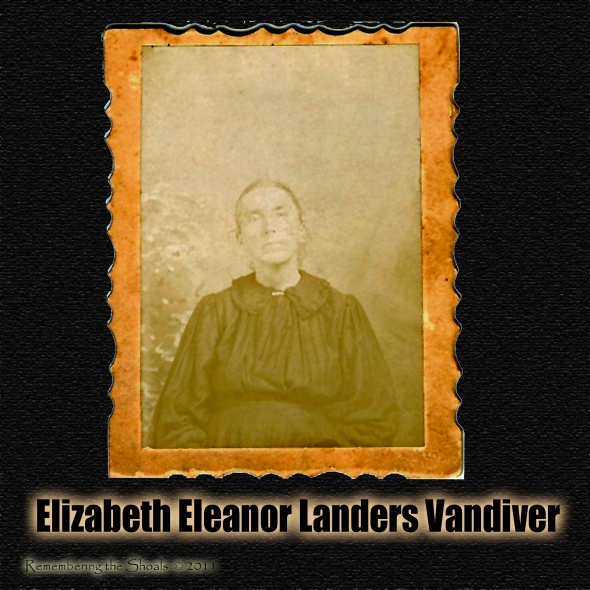 Elizabeth Eleanor Landers Vandiver