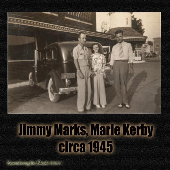 Jimmy Marks, Marie Kerby, Butler? 1945