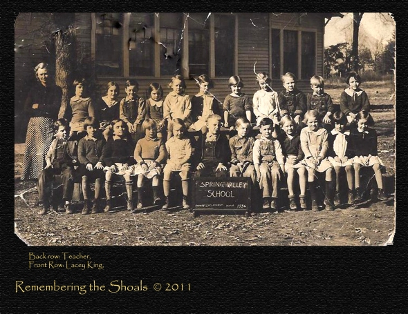 1936 Spring Valley School