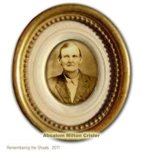 Absalom Milton Crisler