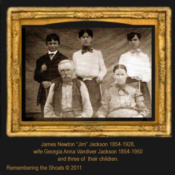 The James Newton Jackson Family
