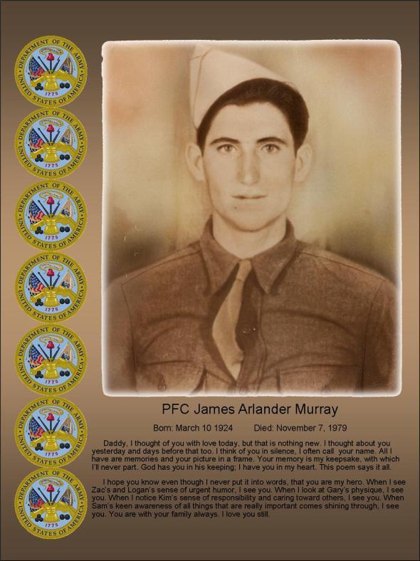 James A Murray