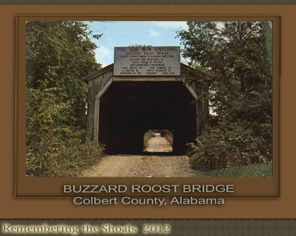 photo of Buzzard Roost Covered Bridge