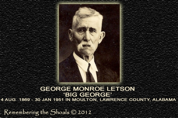 Photo of George Monroe Letson