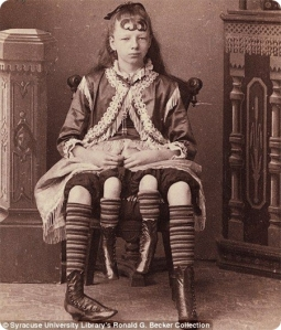 Photo of Josephine Myrtle Corbin