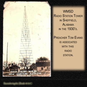 WMSD radio tower 1930s
