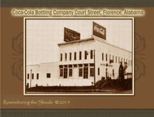 1950s CocaCola Bottling Company in Florence
