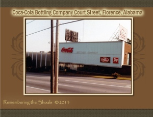 Coca Cola bottling plant 1975
