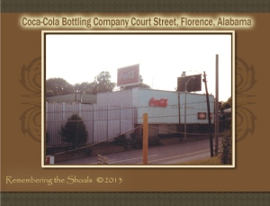 CocaCola Bottling Company view from Holiday Inn