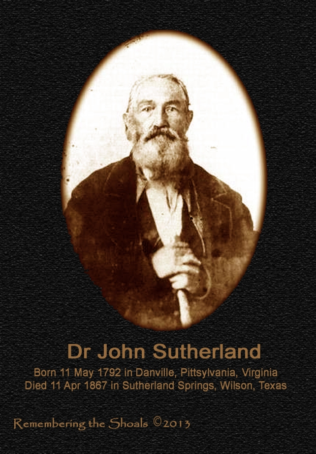 Photo of Dr John Sutherland