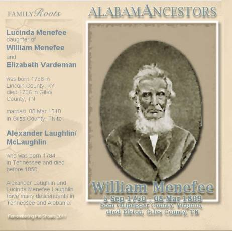 photo of William Menefee