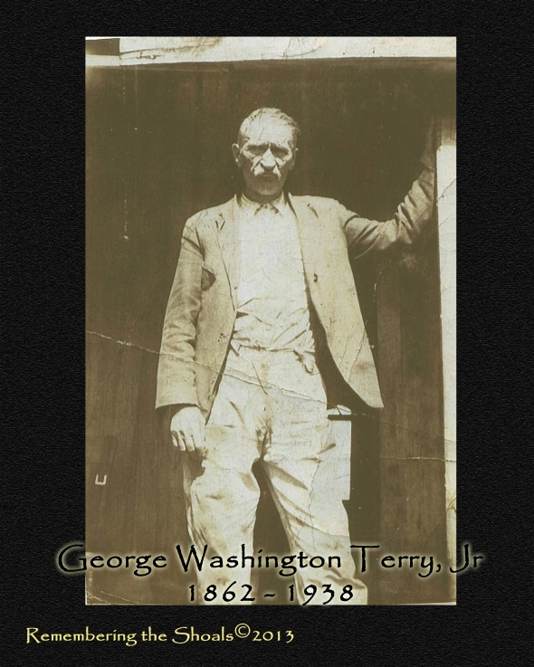 Photo of George Washington Terry born 1862