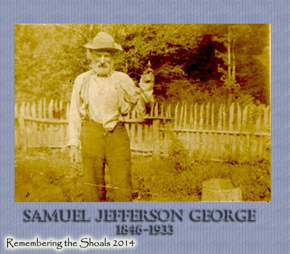 Photo of Samuel Jefferson George