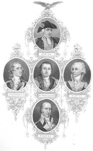 South Carolina Generals