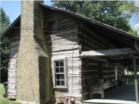 Davy Crockett home